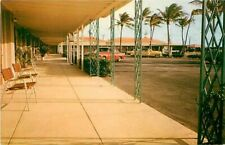 FL, Palm Beach, Florida, Howard Johnson's Motor Lodge, J. Sam Johnson No. 21436