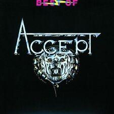 ACCEPT - BEST OF ACCEPT  CD  10 TRACKS HEAVY METAL / HARD ROCK COMPILATION  NEU
