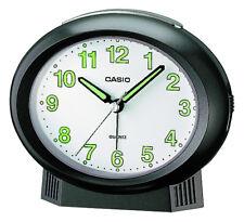 Casio Collection Wecker Analog Quarz TQ-266-1EF schwarz