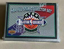 1993 UPPER DECK MICHAEL JORDAN UTAH  ALL- STAR WEEKEND BASKETBALL CARD SET