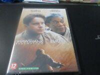 "DVD NEUF ""LES EVADES (THE SHAWSHANK REDEMPTION)"" Tim ROBBINS, Morgan FREEMAN"