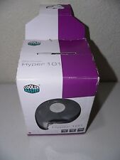 New CoolerMaster Hyper 101A RR-H101-22FK-RA Heatpipe AMD CPU Cooler FAST SHIP