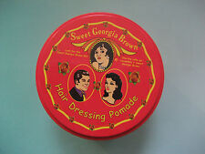 Sweet Georgia Brown Pomade ROT !!!!!!!! mittelfester Halt       100g=5,22 E /
