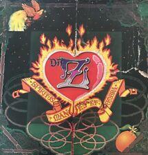 Dr Z Vertigo Swirl Label Lp