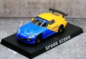 Aoshima 1/64 Option Spoon Honda S2000 AP1 1999