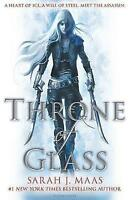 Throne of Glass by Sarah J. Maas, NEW Book, FREE & FAST Delivery, (Paperback)
