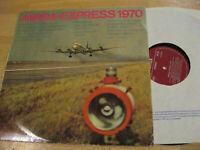 LP Amiga Express 1970 Various Mokka Milch Eisbar  Vinyl AMIGA DDR 8 55 208
