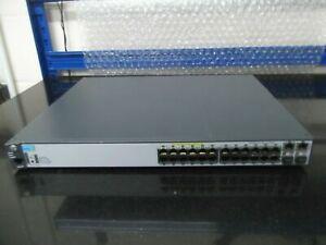 HP Switch Procurve J9625A HP-E2620-24-PoE+ Smart Stackable