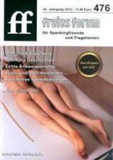 Freies Forum 476  (Erotik, Nudes, Fetisch)  Spanking - Magazin