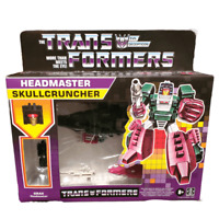 Hasbro 2020 Transformers Generations Headmaster Skullcruncher Action Figure