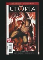 Dark Avengers/Uncanny X-Men Utopia #1, Simone Bianchi Variant Cover