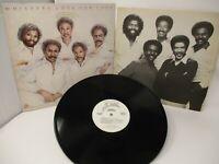 Whispers Love for Love LP SoLar 1983 White Label Promo