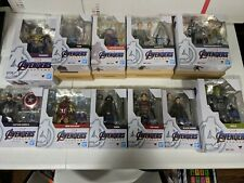 SH Figuarts Avengers Endgame Figure Lot 11 Exclusive Captain Marvel Hawkeye Thor