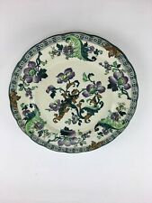 "Antique Buffalo Pottery 1907 10"" Dinner Plate - Lot 3364"
