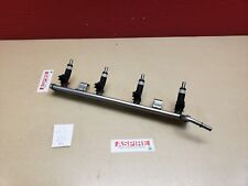 2007-2016 Jeep Compass Patriot Fuel Rail with Injectors 04891575AA OEM