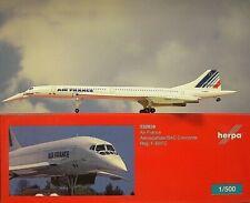 2677891-herpa- Air France Concorde-nose Down Position Wings/aereo da Collezione
