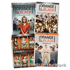 Orange Is The New Black: Series Complete Seasons 1 2 3 4 Box / DVD Set(s) NEW!