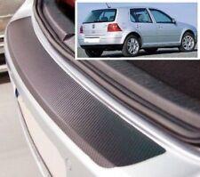 VW Golf Mk4 3/5 Porte - Effetto Carbonio Post. Bu - Paraurti Posteriore