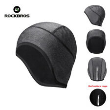 RockBros Winter Windproof Outdoor Sports Cycling Cap Fleece Thermal Hat One Size
