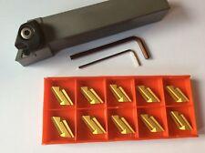 1 x CKJNR 2525 M16 + KNUX 160410 R11 P25-TIN für Stahl  NEU!! Mit Rechnung!!