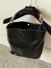 Yves Saint Laurent patent hobo bag 100% authentic