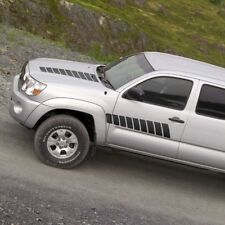 Toyota TACOMA 2005-2015 graphics side stripe decal model 1