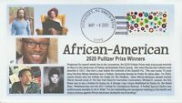 6° Cachets 6° Cachets Pulitzer Prize 2020 African-American Winners