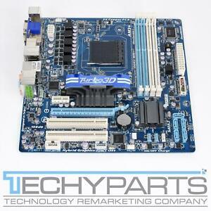 GIGABYTE GA-880GM-USB3 AMD Socket AM3 DDR3 Micro ATX Motherboard