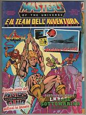MASTERS OF THE UNIVERSE e il team dell'avventura N.6 comics magazine mondadori