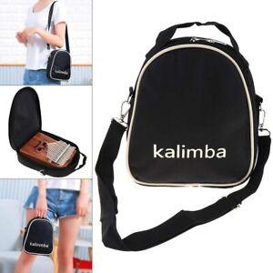 US 10~17 Keys Kalimba Case Thumb Finger Piano Storage Shoulder Bag Handbag Box