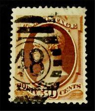 #320 Philatrade US Stamp SC #217 Used $130  1888