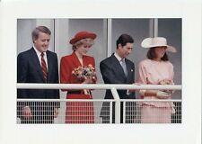 ~~~ ORGINAL~~~ POSTKARTE ~~~ aus Kanada Lady Diana Prinzessin von Wales