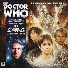 Doctor Who - The Waters of Amsterdam - CD Audiobook 2 Disc