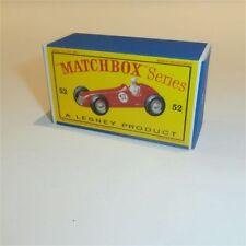Matchbox Maserati Diecast Vehicles