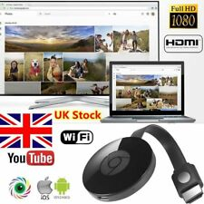 HD 1080P HDMI WIFI Media Video Streamer for Google Chromecast 2 2nd Generation