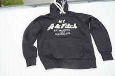 Abercrombie & Fitch Femmes Capuche Sweatshirt Sweatshirt Capuche Taille S Noir Top