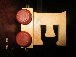 Wooden Letter Initial E