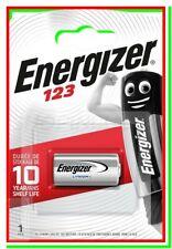 batteria 123 3v Pila ENERGIZER Litio CR17345 Allarmi Sensori Foto Video