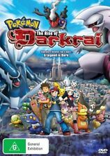 Pokemon - The Rise Of Darkrai : Movie 10 (DVD, 2008)-REGION 4-Free postage