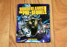 Borderlands 2 3 The Pre-Sequel Rare Claptrap Pin Badge PS3 PS4 Xbox One 360