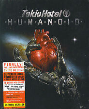 Tokio Hotel : Humanoid (CD + DVD + Flag)