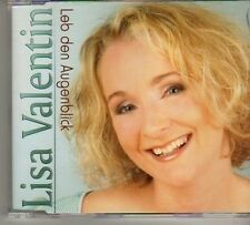 (BO116) Lisa Valentin, Leb Den Augenblick - DJ CD