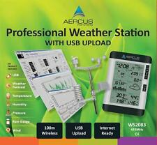 Weather Station Wireless Professional Ws2083 With Internet Upload Guide