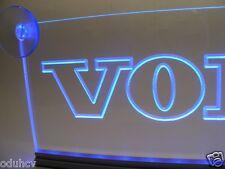 24V LED Cabin Interior Light Plate for Volvo Truck neon Illuminating Table Sign