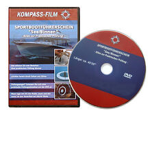 SBF SEE BINNEN - DVD 'praktische Prüfung' # Sportbootführerschein 9783869250779