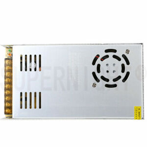 SUPERNIGHT™ 24V DC 14.6A 350W Regulated Switching Power Supply Transformer