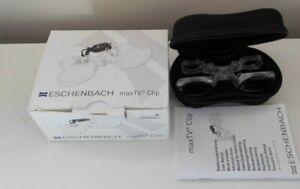 (SHP) Eschenbach Max TV Clip