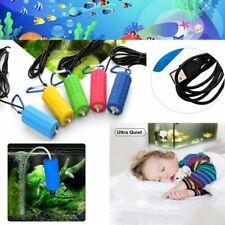 Efficient USB Aquarium Oxygen Pump Fish Tank Air Pump Aquatic Animals Supplies