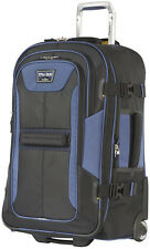 """Travelpro Luggage T-Pro Bold 2.0 25"""" Expandable Rollaboard Upright - Navy"""