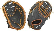 "Easton GAME DAY GDC3 Baseball Leather 12.75"" First Base Glove / Mitt, Black/Tan"